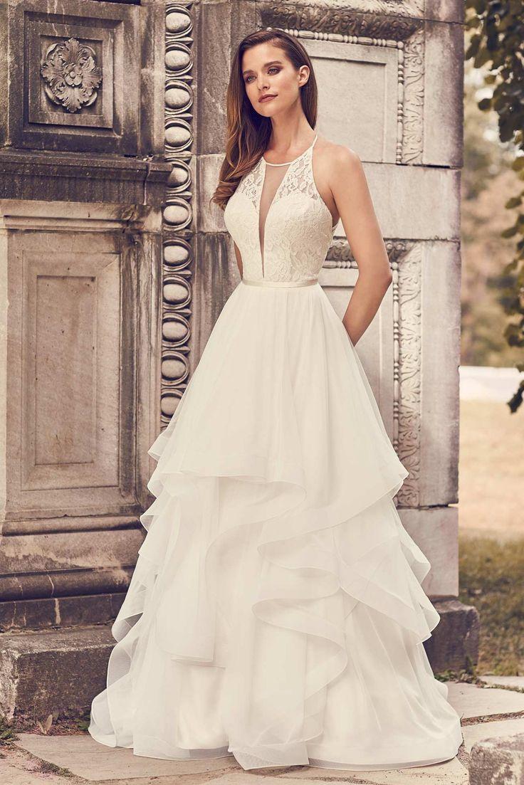 Pin by Ivory Bridal Clovis on Mikaella Bridal Wedding