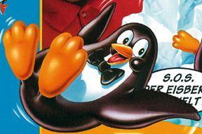 Plitsch-Platsch Pinguin - Bild 7 - Klicken zum Vergößern