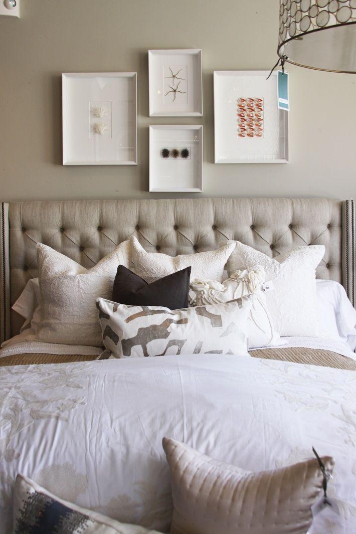 Neutral Bedrooms On Pinterest: Best 20+ Linen Headboard Ideas On Pinterest