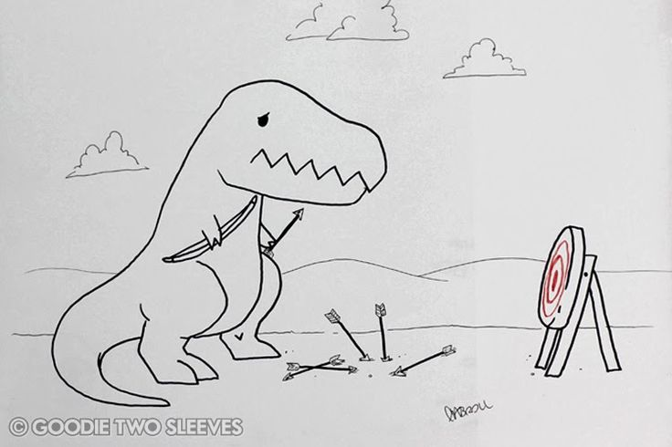 Web of Funny: Some more T-Rex humor