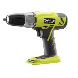 Ryobi P271 18 Volt 1/2 in. 2-Speed Drill-Driver (Bare Tool Only. Battery and Charger not included.)