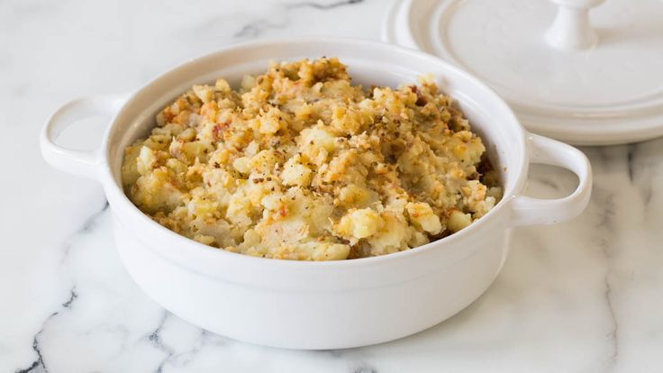 Best Ever Smashed Potatoes