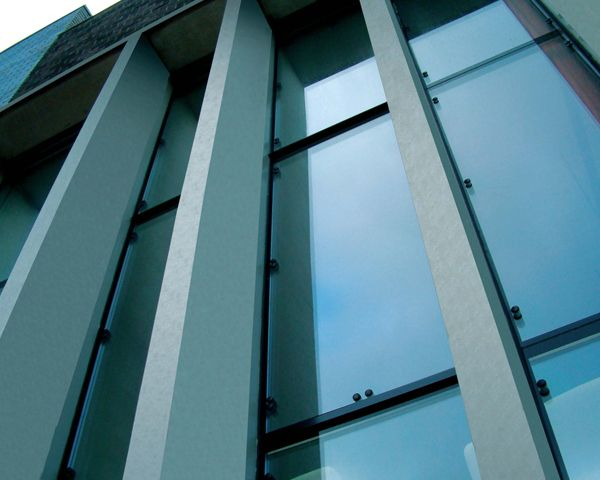 ISO-PLUS 2000 en 3000 hardglas draairamen