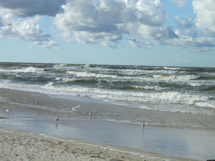 Baltic Sea, Poland, Europe