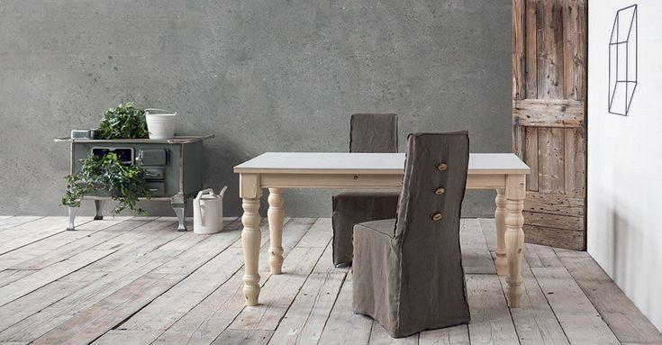 CLASSIC di SEDIT ricorda un po\' i vecchi tavoli da cucina delle ...