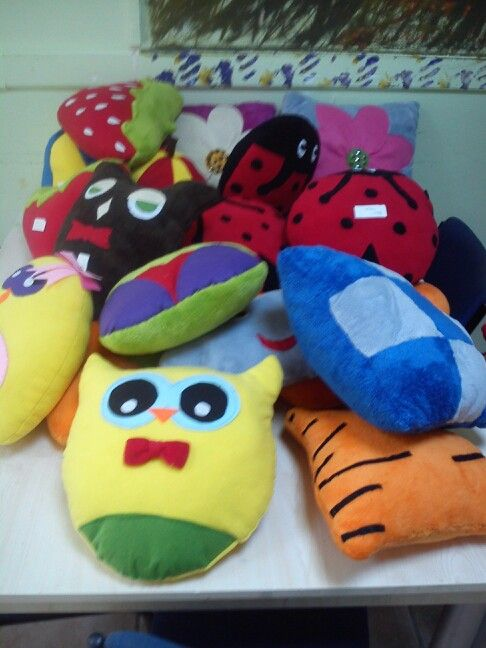 Handmade dekoratif pillow