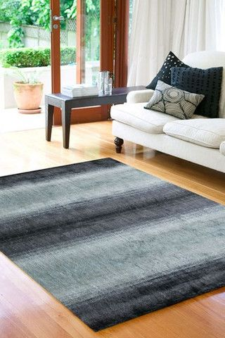 Republic Handloom Knotted Rug, comes in Multiple Sizes & Colours - Complete Pad ®