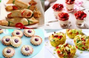 Easy buffet recipes - Christmas buffet ideas