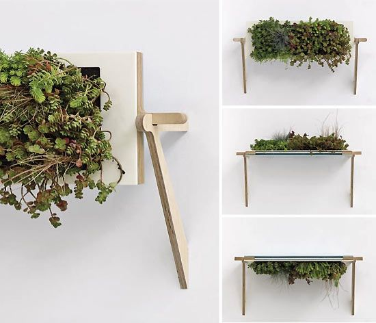 ♥ for all purposes: 'nature individuelle' by patrick nadeau: Interior Design, Modern, Ideas, Green, Indoor Planter, Gardens, Indoor Plants