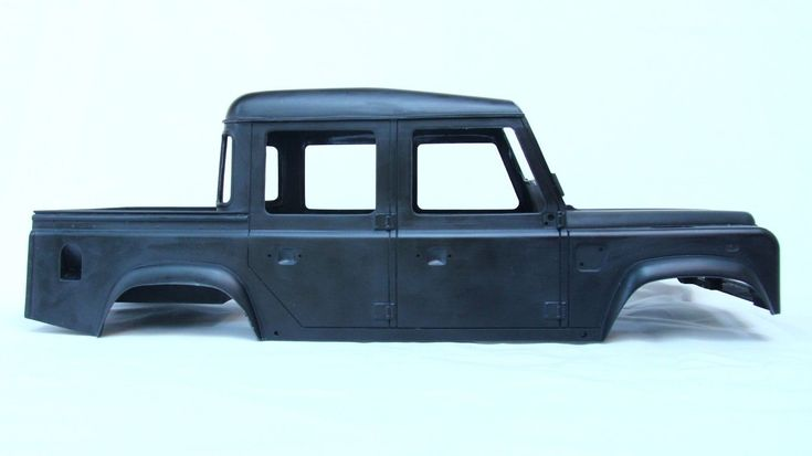 NEW Land Rover Defender D110 Hardbody for Axial SCX10 RC4WD Gelande MEX | eBay