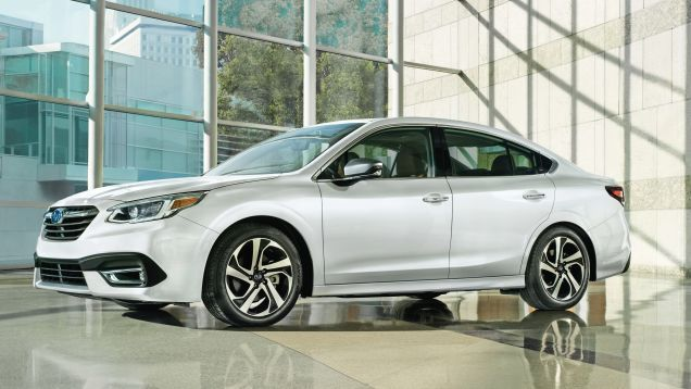The 2020 Subaru Legacy Gets Turbo Power Back Subaru Legacy Subaru
