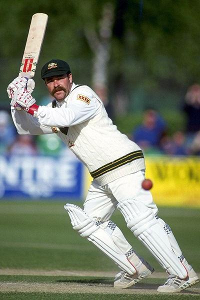 David Boone, batsman, Australia