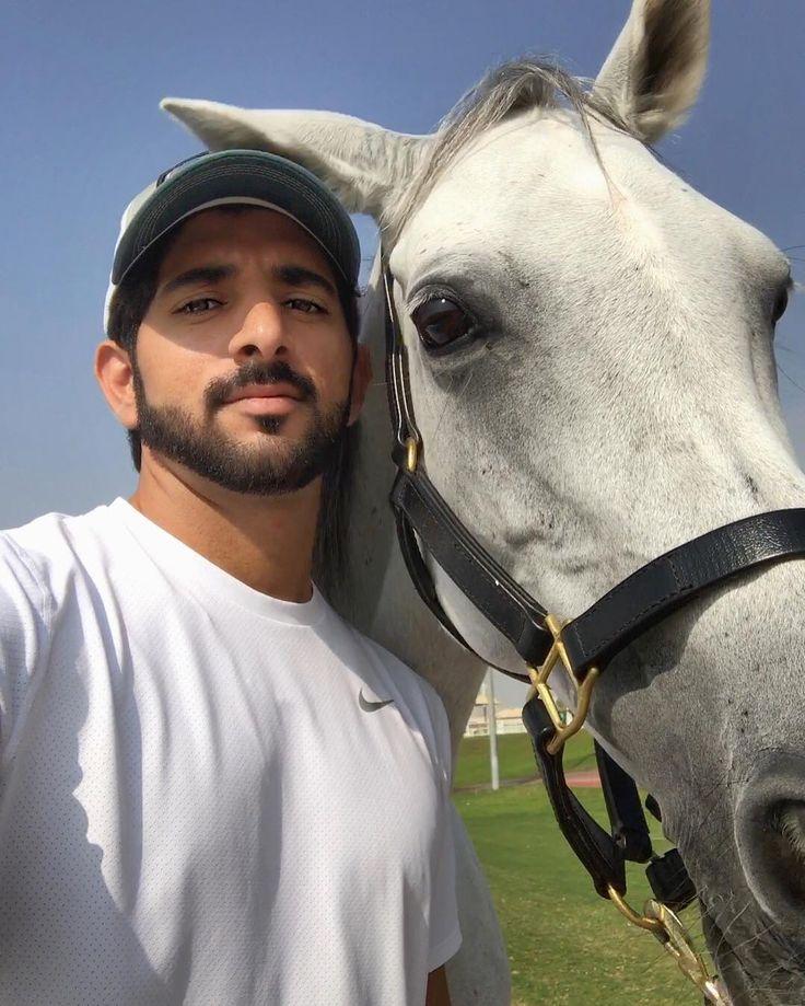Hamdan bin Mohammed bin Rashid Al Maktoum, 11/2016. Vía: f3_stable