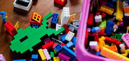 Team Building Activities With Lego Bricks