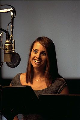 *JACQUELINE OBRADORS ~ voiced: AUDREY in Disney's Atlantis: The Lost Empire - 2001