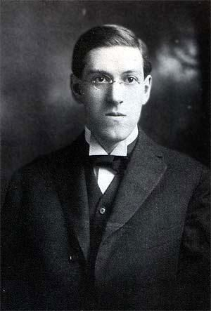 """H.P. Lovecraft ~ """"The most merciful thing in the world, I think, is the inability of the human mind to correlate all its contents."""" 