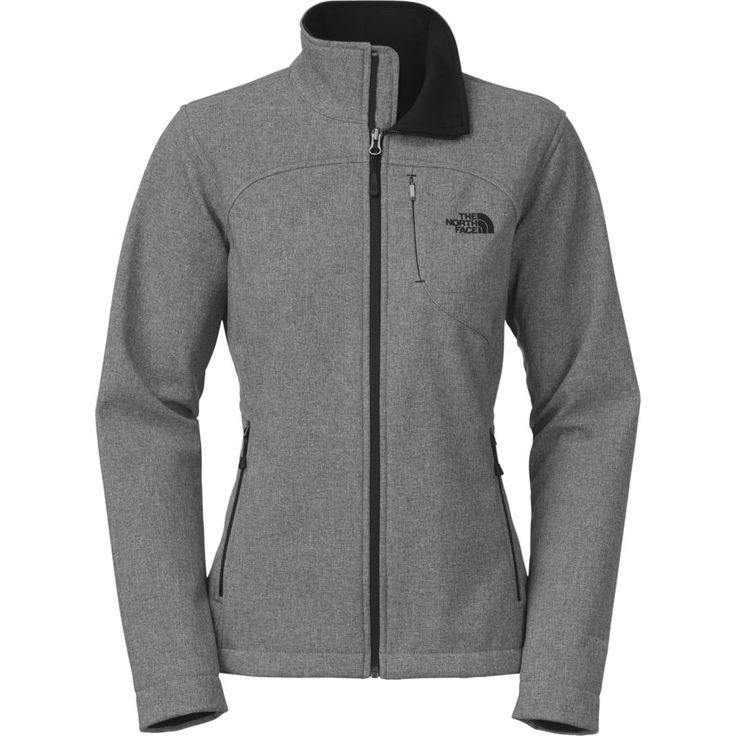 The North Face - Apex Bionic Softshell Jacket - Women's - Tnf Medium Grey Heather