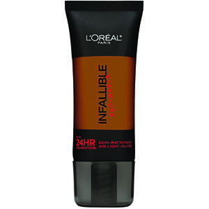 Infallible ® Pro-Matte Foundation - Foundation By L'Oreal Paris...favorite drugstore foundation!