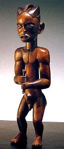 fang,mabea,ngumba,statue. Camerún