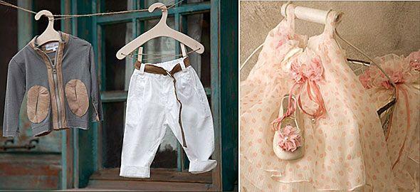 Βαπτιστικά ρούχα για αγόρια και κορίτσια
