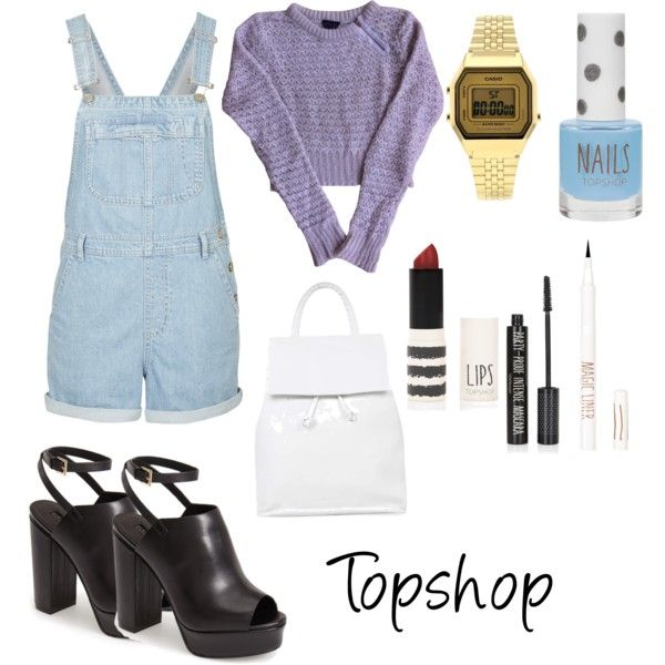 Brand focus: Topshop by hajimo on Polyvore featuring polyvore, fashion, style and Topshop