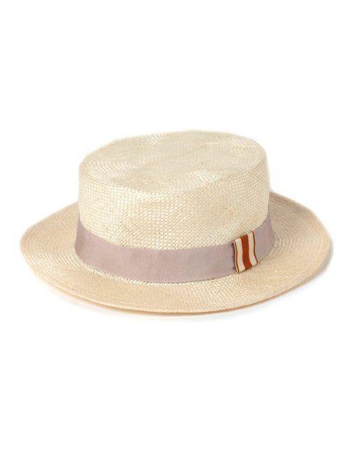 【東野佑美さん着用『CanCam』3月号掲載】*【ローラ着用アイテム】ケンマ草カンカン帽
