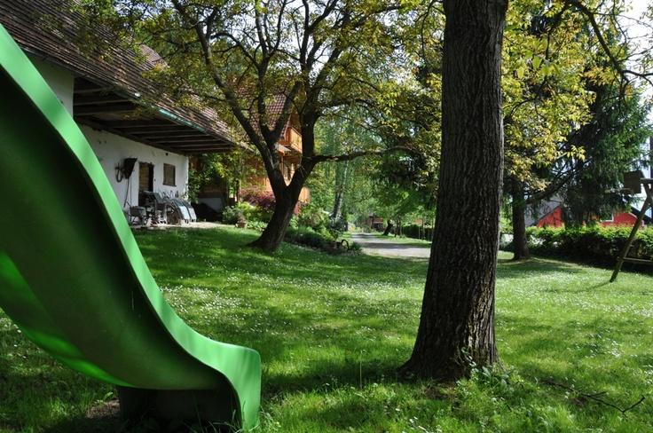 """""""Haus Waldesruh"""" - Genießen Sie die ruige Lage und den großen Garten..."""