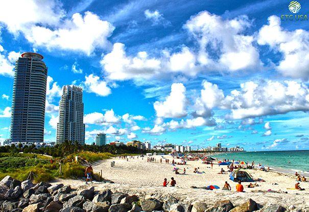 South Beach, Miami, Туры в США, туры в Майами, отдых в США, ETG, Elite Travel Group.
