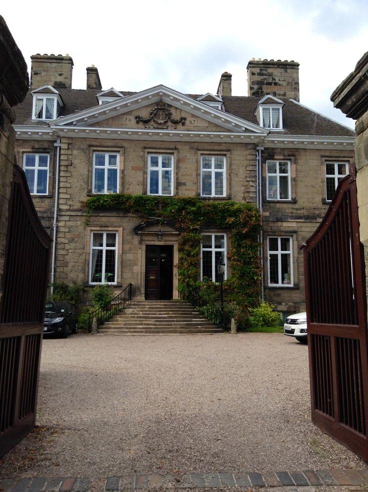 Lichfield, School building