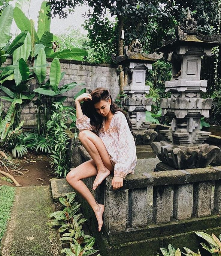 "104 Likes, 3 Comments - LITTLE GYPSY CO (@littlegypsy_co) on Instagram: ""Jungle beauty 🌿 @lovemadisonxo looking gorgeous in Bali wearing our ladies Blouse ~ Posy ✨…"""