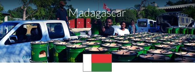 Since Madagascar's first Earth Hour celebration, the event has been growing every year. After 2013's devastating Hurricane Haruna, we distributed 1,000 fuel efficient stoves to people in the hardest hit areas. This year we plan to do even more. http://www.earthhour.org/madagascar