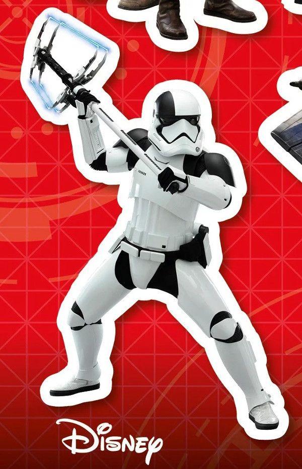 Star Wars 8: Fuite de nouveaux visuels et d'une figurine   Star Wars HoloNet