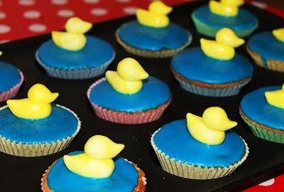 Ducks on water!
