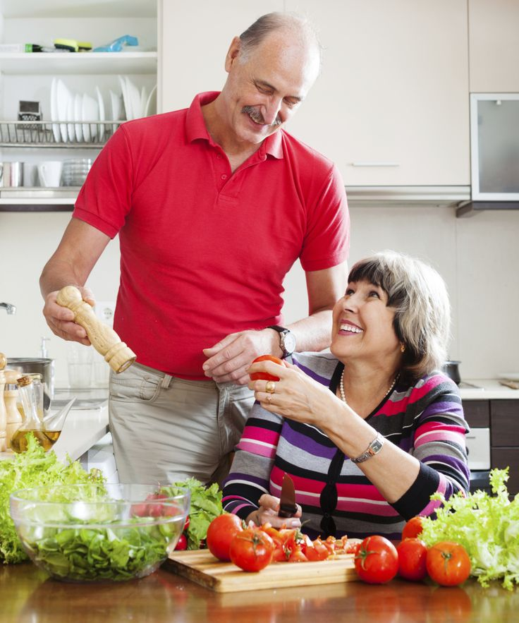 Would you Healthy eating for older adults