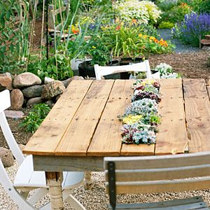 would love to have all pallet furniture DIY: Surprising salvage makeovers |
