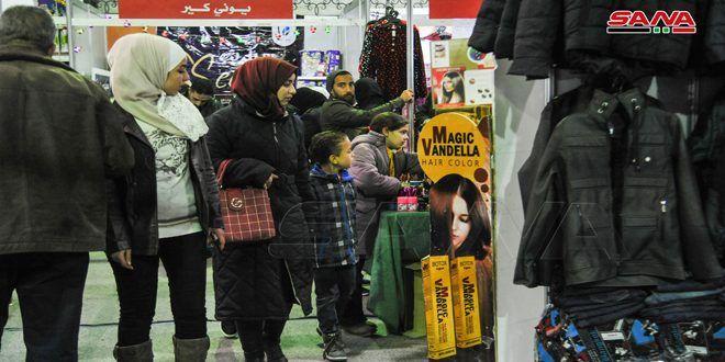 130 شركة في مهرجان التسوق الشهري صنع في سورية تشكيلة واسعة من المنتجات بحسومات مشجعة Hard Hat Hair Color Color