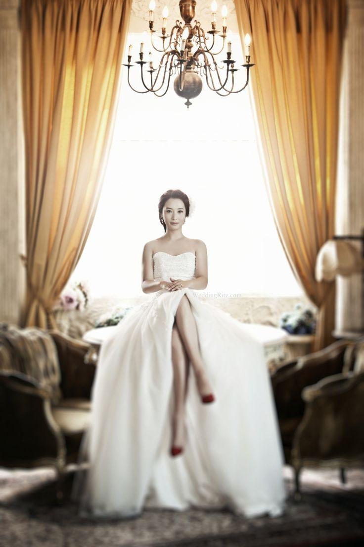 Korea Pre-Wedding Photoshoots by WeddingRitz.com » Korea wedding photographer - George Tan & Isabella's wedding photos.