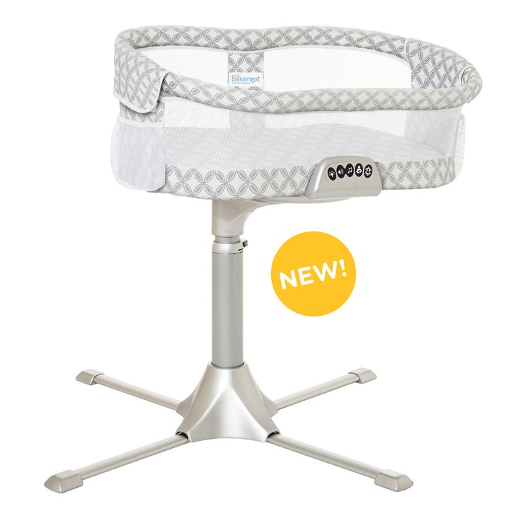 Meet the HALO™ Bassinest™ Swivel Sleeper. Designed for infants up to 5 months old or 30 lbs, this bedside bassinet promotes safer sleep for babies.