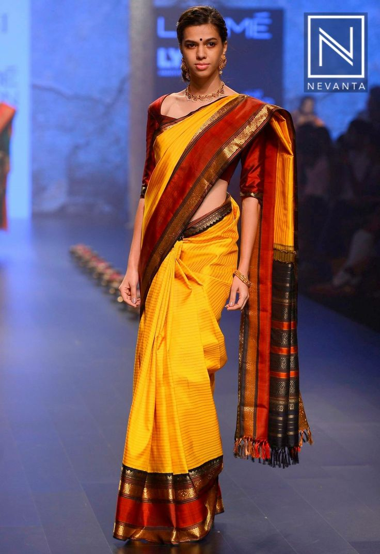 Jyothika traditional sari at shobi wedding saree blouse patterns - Saris Blouse