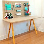 Store All Of Your Kid's Crafts For Under $50 – DIY