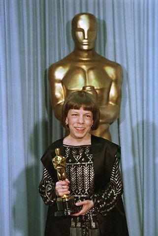 Linda Hunt won  the Academy Award for Best Supporting Actress for The Year of Living Dangerously in 1983.