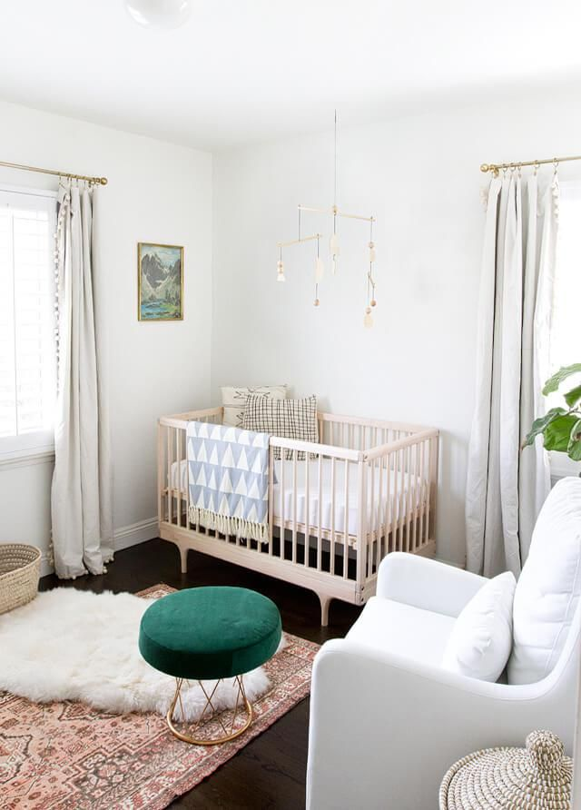 6 Gender Neutral Nursery Designs | M Loves M
