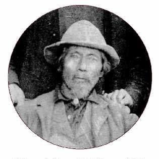 Nrowi Newashish (aka Louis Newashish) - Atikamekw - circa 1894