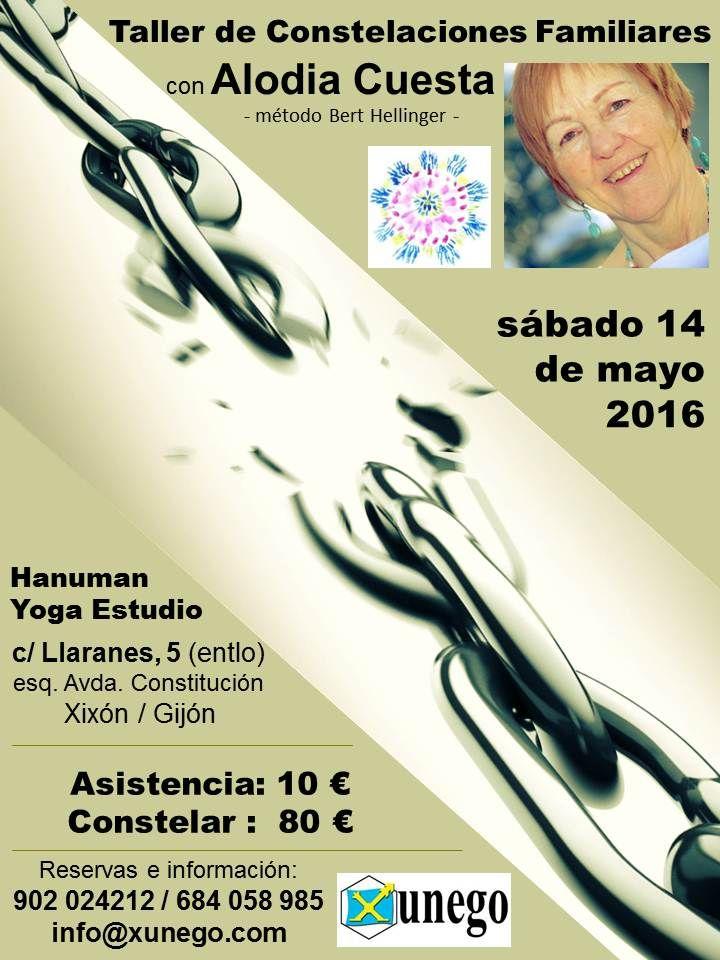 Taller del 16 de mayo en Gijón/Xixón (Asturies).
