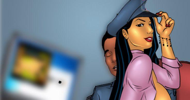 Savita Bhabhi Episode 45 - Bhabhi Comics http://www.bhabhicomics.com/savita-bhabhi-episode-45/