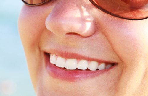 Sbiancanti naturali per denti sani