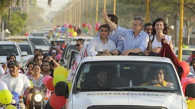 Mauricio Macri: «Argentina dejará de ser el país de las arbitrariedades y las medidas disparatadas»