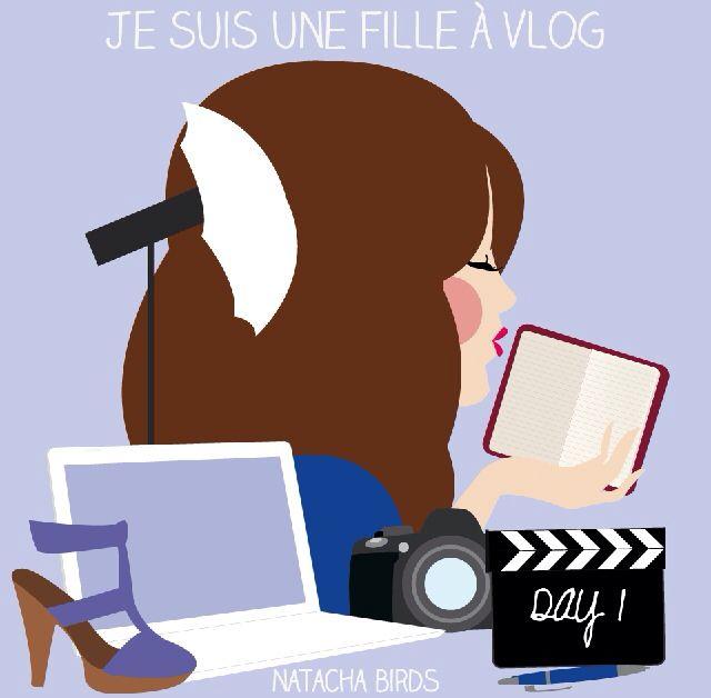 Je suis une fille à vlog