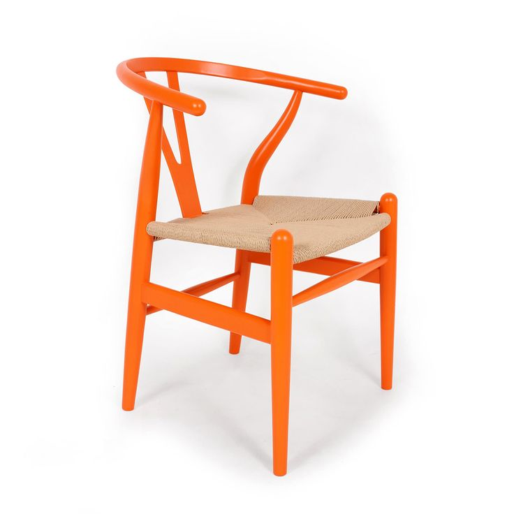 Modern Dynasty Chair   Orange | Dotandbo.com