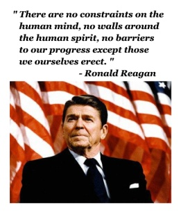 D Day By Ronald Reagan: Analaysis